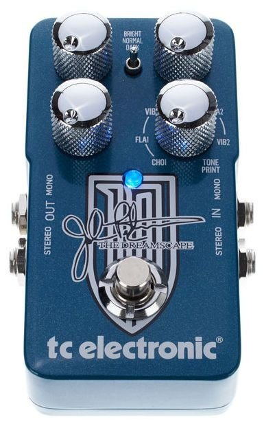 Pedal de Efeitos TC Electronic The Dreamscape John Petrucci Signature