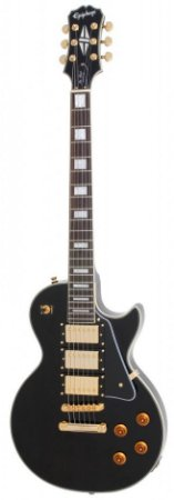 Guitarra Epiphone Les Paul Custom Black Beauty