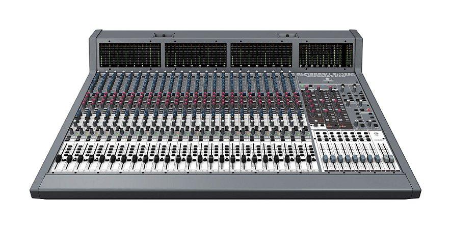 Mesa de Som Behringer Eurodesk SX4882 24 Canais