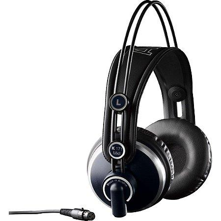 Fone de Ouvido Profissional AKG K171 MKII Studio Over Ear