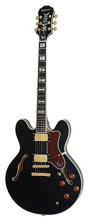 Guitarra Epiphone Semi-Acústica Sheraton II