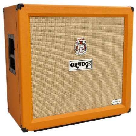 Gabinete Orange Crush CR Pro 412 240W 4x12 para Guitarra