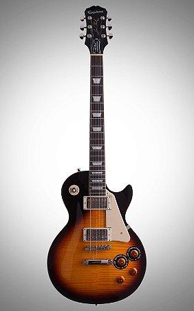 Guitarra Epiphone Les Paul Standard Plus Top Pro