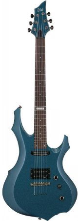 Guitarra ESP LTD F10 com Capa