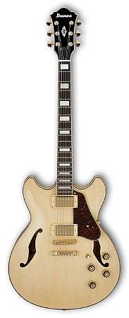 Guitarra Semi-Acústica Ibanez AS73G Natural