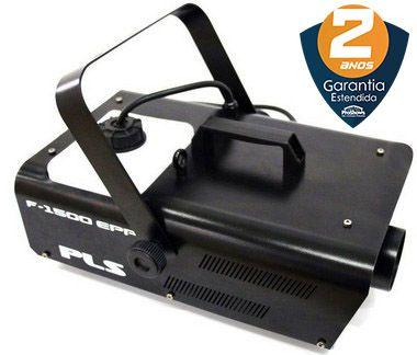 Máquina de Fumaça PLS F1500P 1450w com Controle Sem Fio