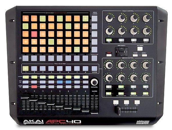 Controlador AKAI Professional APC 40 Ableton Live Controller