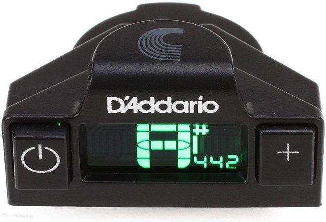 Afinador Digital D'addario Planet Waves PWCT15 Ns Micro Tuner