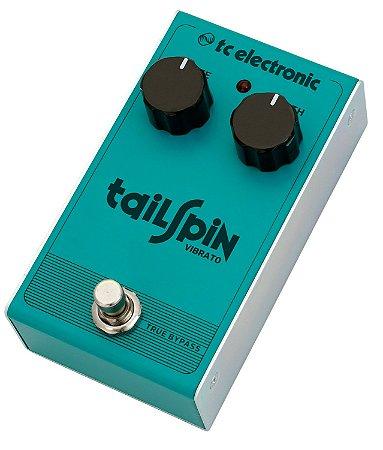 Pedal de Efeitos TC Electronic Tailspin Vibrato para Guitarra