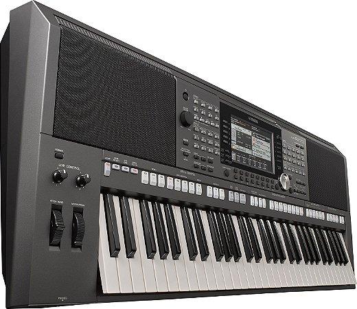 Teclado Arranjador Yamaha PSR S970 61 Teclas