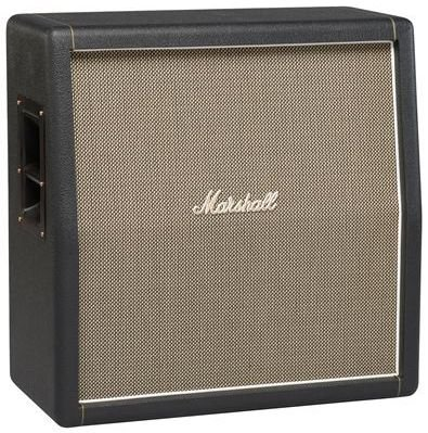 Gabinete Marshall 2061CX 60W 2x12 Handwired Angulada Para Guitarra