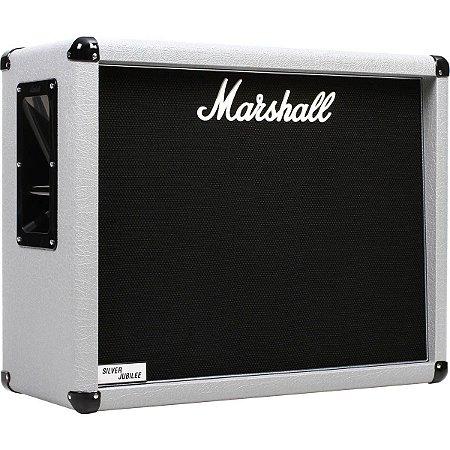 Gabinete Marshall 2536 Silver Jubilee 140W 2x12 para Guitarra