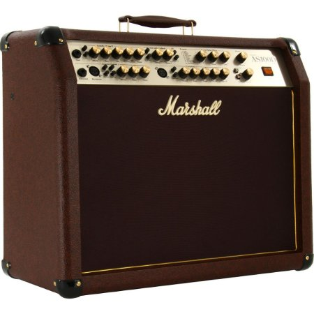 Caixa Amplificada Marshall AS100D Acoustic 100W 2x8 para Violão