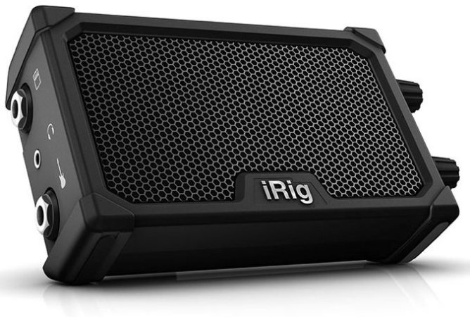 Micro Amplificador IK Multimedia iRig Nano Amp com Interface
