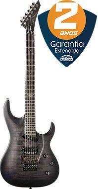 Guitarra Washburn Parallaxe PXS29 Floyd Rose Flame Trans Black com Bag