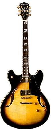 Guitarra Semi-Acústica Washburn HB35