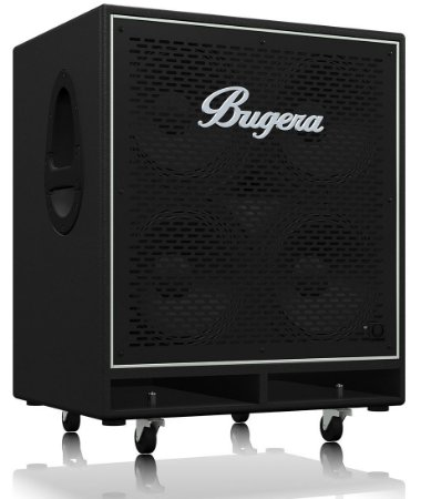"""Caixa Acústica Bugera BN410TS 4x10"""" 2800w para Contrabaixo"""