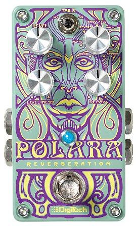Pedal de Efeitos Digitech Polara Reverberation para Guitarra