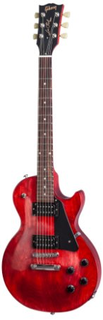 Guitarra Gibson Les Paul Faded 2017 T com Capa