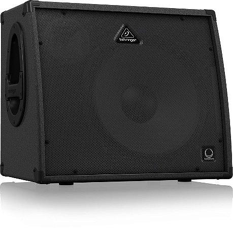 """Caixa Amplificada Behringer Ultratone KXD15 600W 1x15"""" para Teclado"""