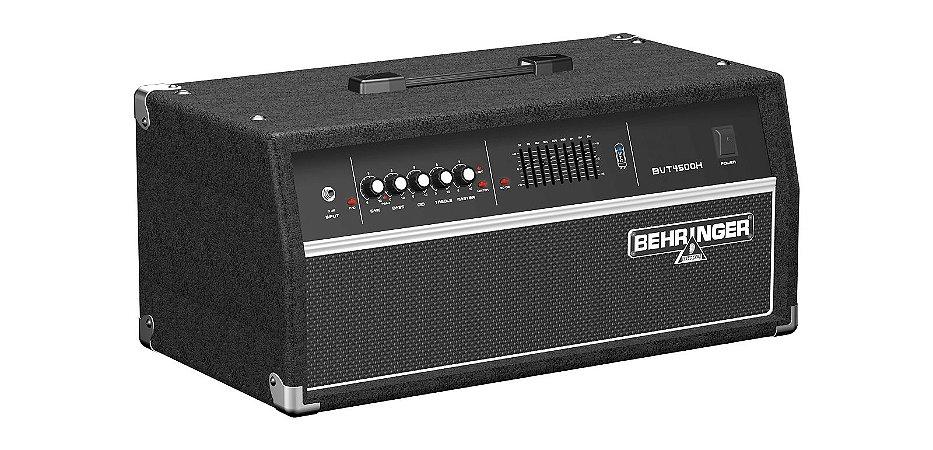 Cabeçote Behringer Ultrabass BVT4500H 450W para Contrabaixo