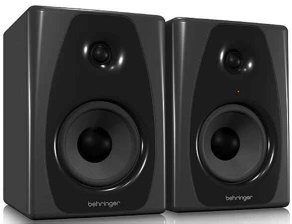 Monitor de Estúdio Behringer Studio 50 USB 150W (PAR)