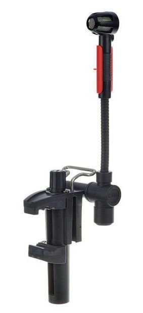 Microfone AKG C518M Condensador Cardioide para Percussão