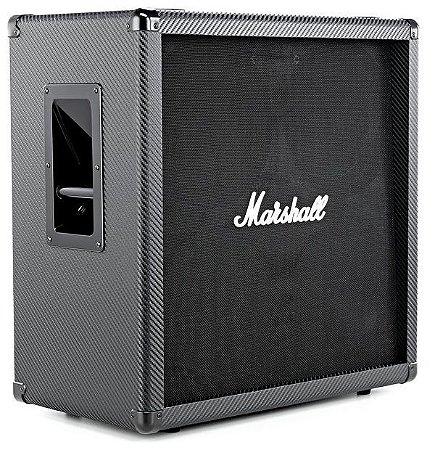Gabinete Marshall MG412BCF Carbon Fibre 120W 4x12 para Guitarra