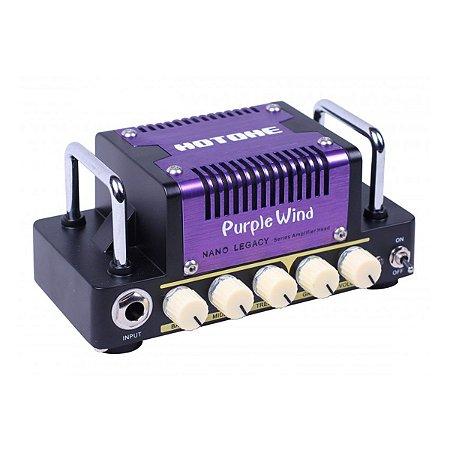 Mini Cabeçote Hotone Nano Legacy Purple Wind NLA-2 5W