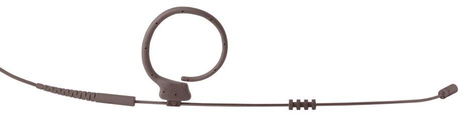 Microfone de Cabeça AKG EC81 MD Cardioide Ear-Hook Cocoa