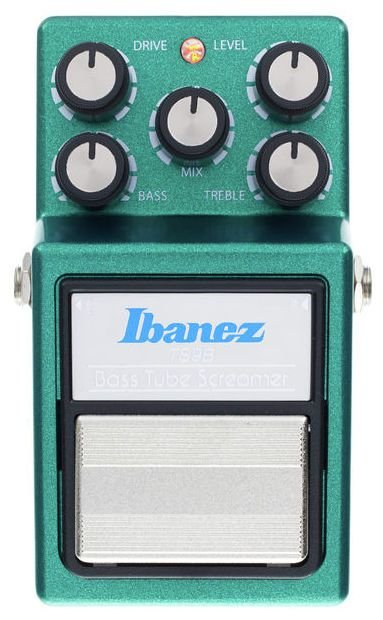 Pedal Ibanez Tube Screamer TS 9B