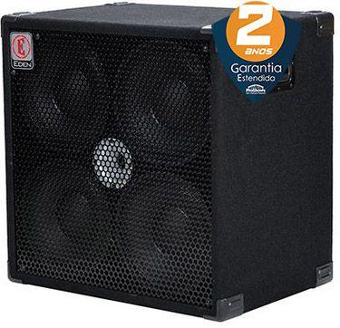 Gabinete Eden EX410 EX Series 600w 4x10 para Contrabaixo