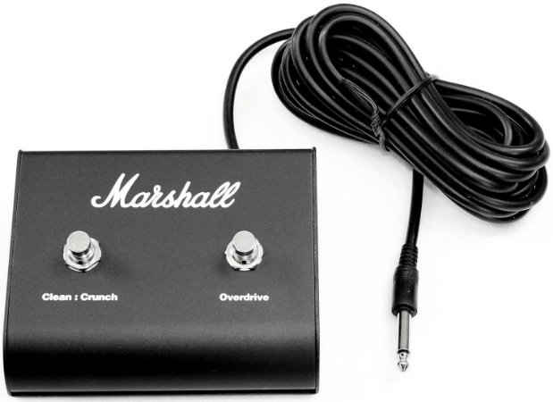 Pedal Footswitch Marshall PEDL-90010 Crunch/Overdrive