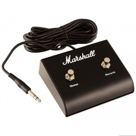 Pedal Footswitch Marshall PEDL-00029 Chorus/Reverb
