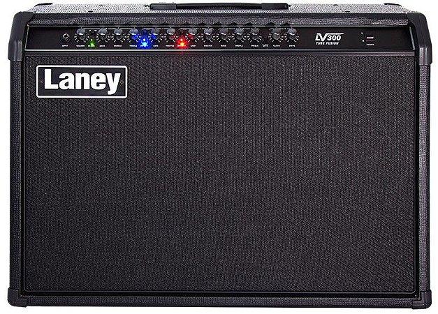 """Caixa Amplificada Laney Lv300 2x12"""" 120w Twin para Guitarra"""
