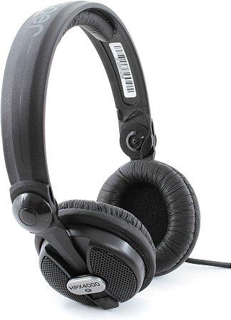 Fone de Ouvido Behringer HPX4000 High Definition Over Ear
