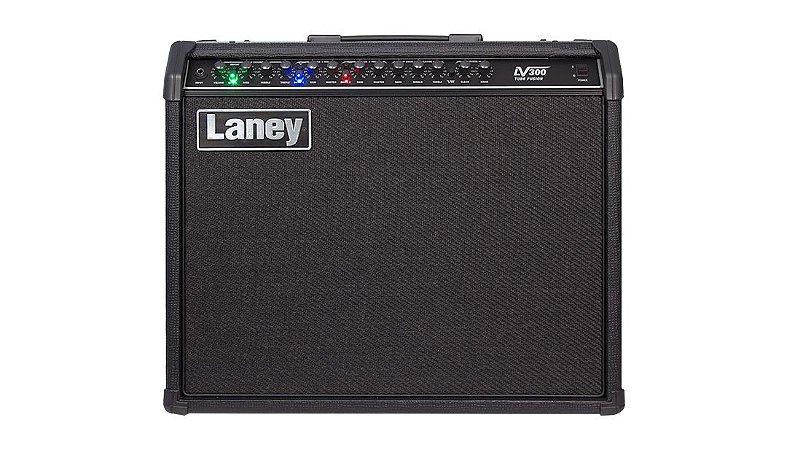 "Caixa Amplificada Laney Lv300 1x12"" 120w para Guitarra"