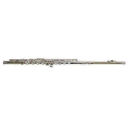 Flauta Transversal Benson BFT-1N Niquelada C