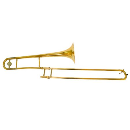 Trombone Alto Benson BTBA 1AL Laqueado Eb