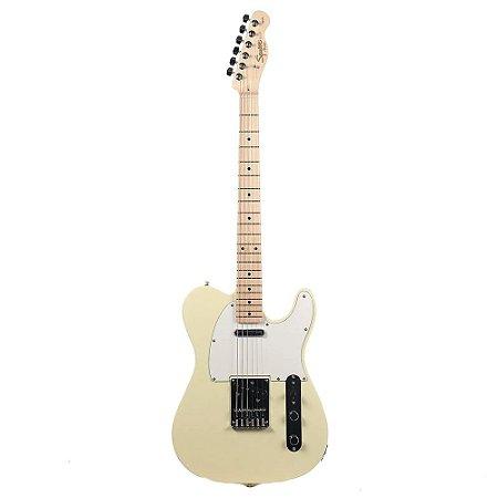 Guitarra Telecaster Fender Squier Affinity MN Arctic White