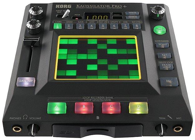 Módulo Sintetizador Korg Kaossilator Pro+