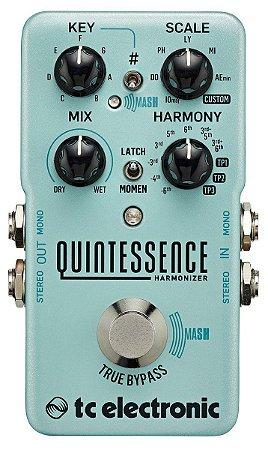 Pedal TC Electronic Quintessence Harmony