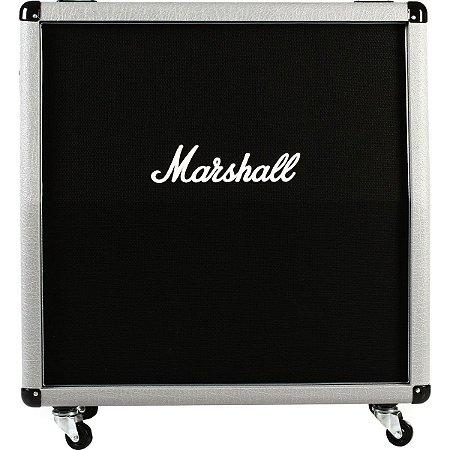 Gabinete Marshall 2551AV Silver Jubilee 280W 4x12 Angulada Para Guitarra