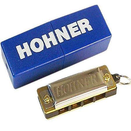Gaita Diatônica Hohner Mini Harp 125/8 - C