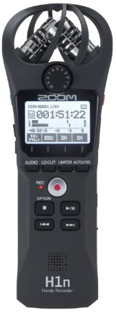 Gravador Digital de Áudio Zoom H1N Handy Recorder