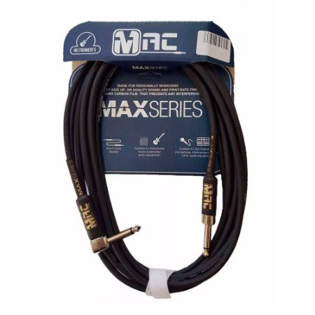 Cabo Profissional Mac IM10B Max Séries 3,05m