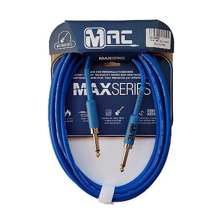 Cabo Profissional Mac IM10AZE Max Series P10 3,05M