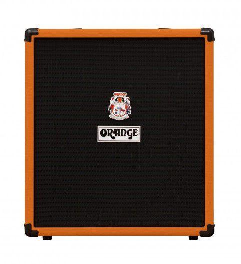 Caixa Amplificada Orange Crush Bass 50 50w 1x12