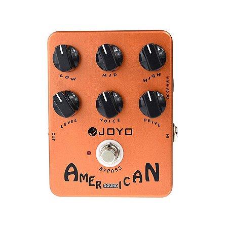 Pedal De Efeito JOYO JF-14 American Sound