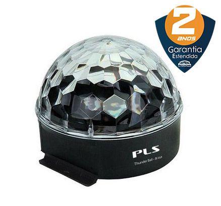Refletor de LED PLS Thunder Ball RGBWOP 6W